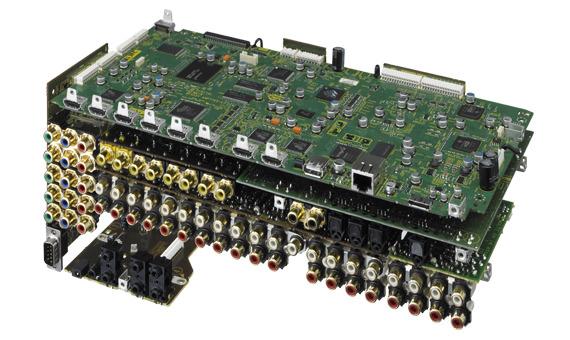前置放大器部分 (sc-lx85)